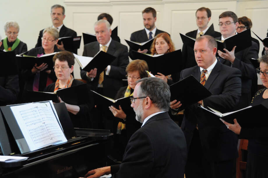 Music on the Hill's Festival Chorus is one of the organization's four musical ensembles.