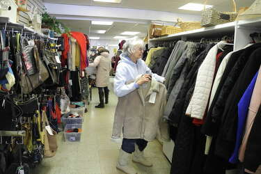 The Turnover Shop — Cleaning out 'sparks joy' - The Wilton