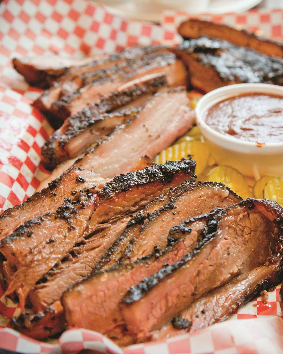 When in Montreal, eat smoked meats.