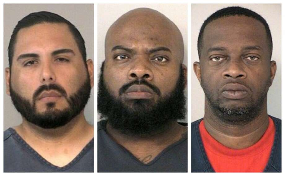 PHOTOS: Felony sex crime arrestsThe Fort Bend County Sheriff's Office arrested three people for felony sex crimes throughout May 2019.>>>See mugshots and charges of the accused... Photo: Fort Bend County Sheriff's Office