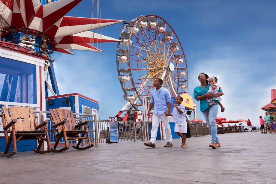 Create a vacation experience that is completely your own — whether you are a family vacationer, history buff, nature lover or something in between. Photo: Courtesy Galveston Island Convention And Visitors Bureau