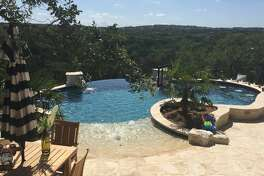 "After ""Pool Kings"" transformed the Langeland's backyard into a upscale pool in San Antonio in Season 3."
