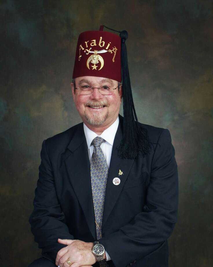 Jim Muller Katy will serve the upcoming year as worshipful master of Katy Masonic Lodge 1439. Officers are scheduled to be installed June 29. Photo: Courtesy Jim Muller / Courtesy Jim Muller