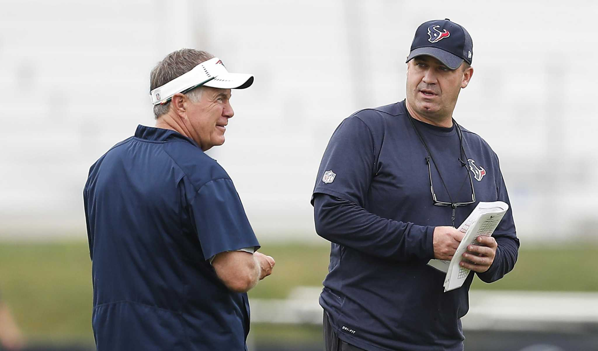 McClain: Time for new management plan for Texans