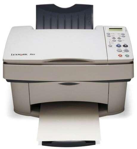 A Lexmark printer.