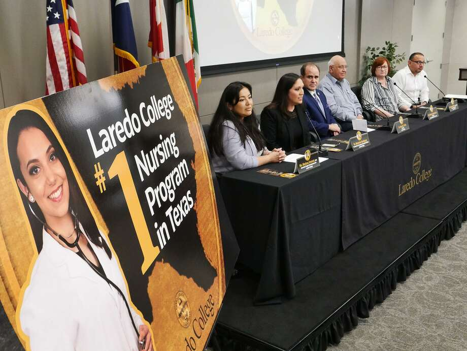 Laredo College's associate degree nursing program ranked No. 1 in Texas recently on rncareers.org. Photo: Cuate Santos / Laredo Morning Times / Laredo Morning Times