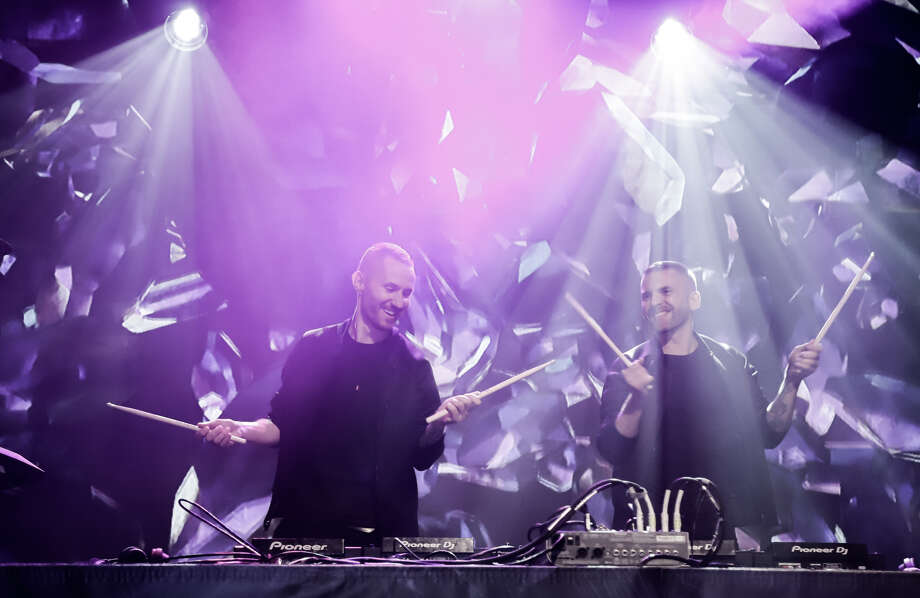"Galantis is coming to Cowboys Dancehall on Sept. 1. James ""Disco Donnie"" Estopinal Jr. revealed the news in a tweet, promising the DJ duo of Christian Karlsson and Linus Eklöw would play ""more than 30 minutes this time."" Photo: Getty Images"