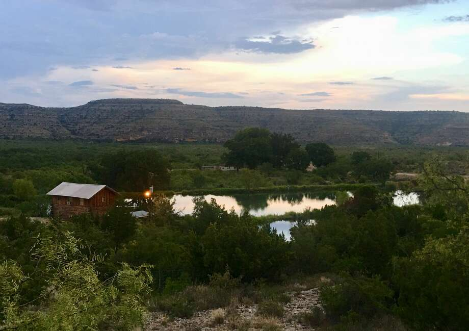Chandler Ranch is 150 miles south of Midland. Photo: Courtesy Photo