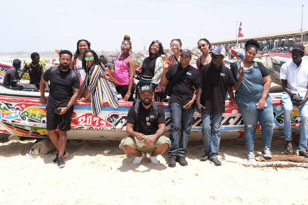 """Black & Abroad, an online travel and lifestyle platform, encourages African Americans to visit such ancestral countries as Senegal through a new project called """"Go Back to Africa."""""""