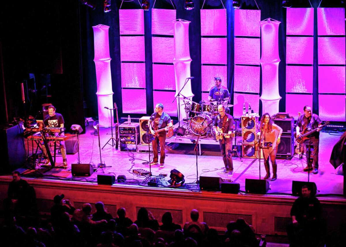 Terrapin revitalizes the sound of the Grateful Dead at Wall Street Theater concert in Norwalk on June 21.