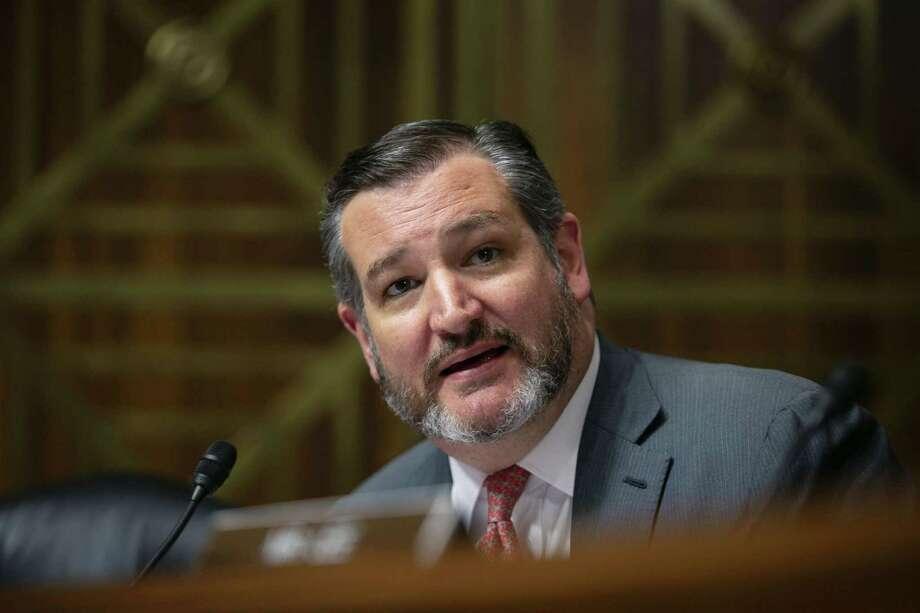 Senator Ted Cruz Photo: Al Drago / Bloomberg / © 2019 Bloomberg Finance LP