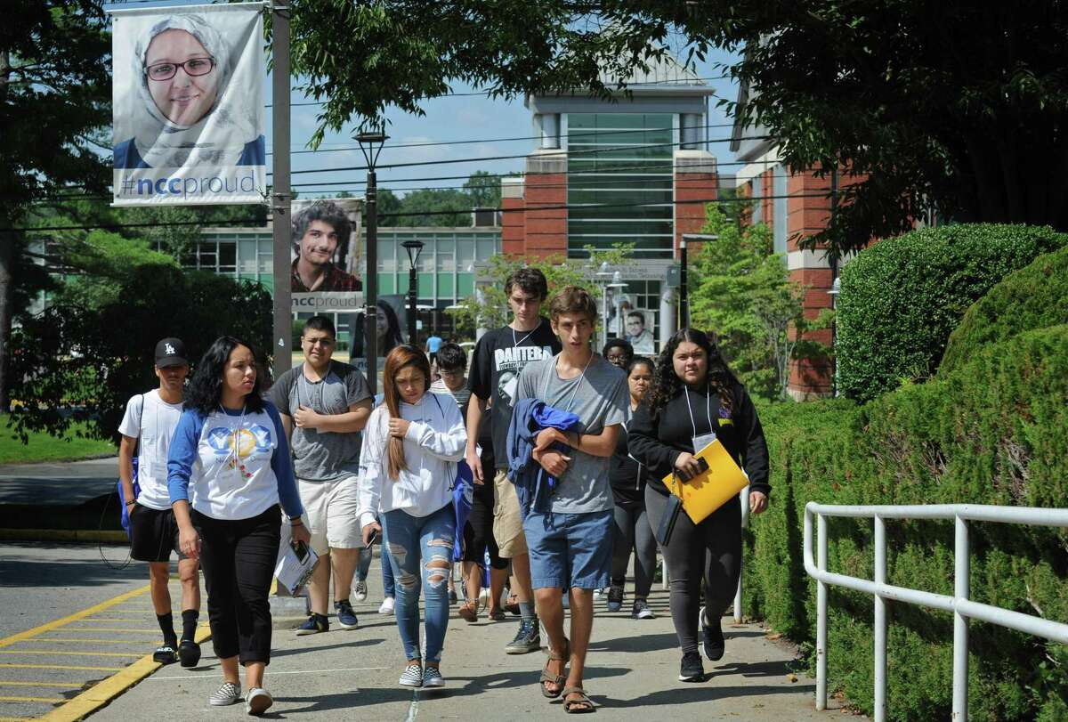 Norwalk Community College is among the schools participating in the grant program aimed to help students transfer between community colleges and four-year independent colleges in Connecticut, Massachusetts and Rhode Island, with a focus on the liberal arts.