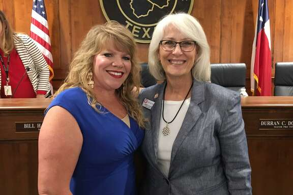 For the first time since 1992, Katy has more than one woman serving on the City Council. Jenifer Jordan Stockdick, who was elected to her Ward B seat in May, joins Janet Corte, who was elected to her Ward A seat in May 2018.