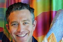 Rabbi Ari Rosenberg began his tenure July 1, 2015 as rabbi at Temple Sholom in New Milford.