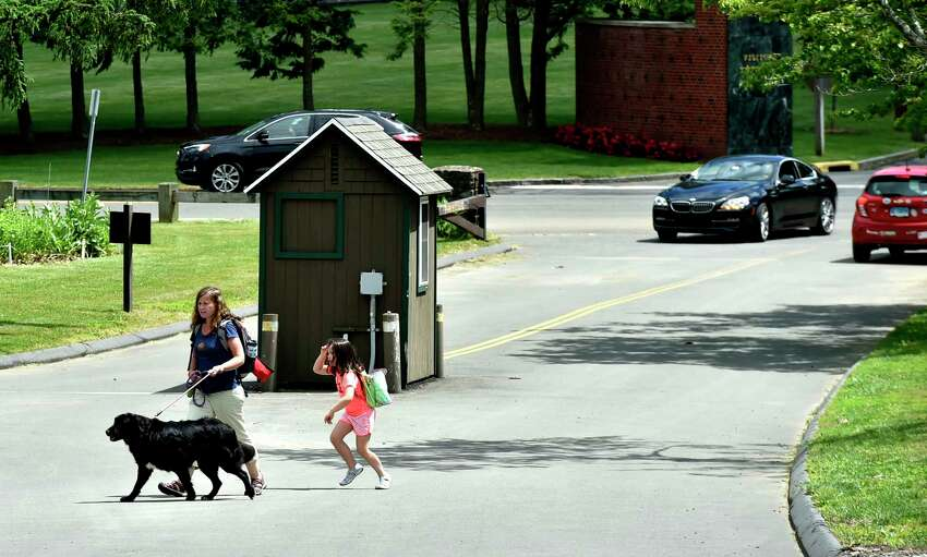 Hamden, Connecticut - Friday, June 14, 2019: Sleeping Giant State Park reopened to the public on Friday. The park has been closed since May 2018 as the result of damage caused by a tornado and severe storms, according to CT.Gov. Work has been completed making the park and the trails safe for hikers and picnicking visitors. The cost of the restoration totaled $735,000 and approximately 75% will be reimbursed by the Federal Emergency Management Agency. Sleeping Giant Park is over 1,400 acres of land,