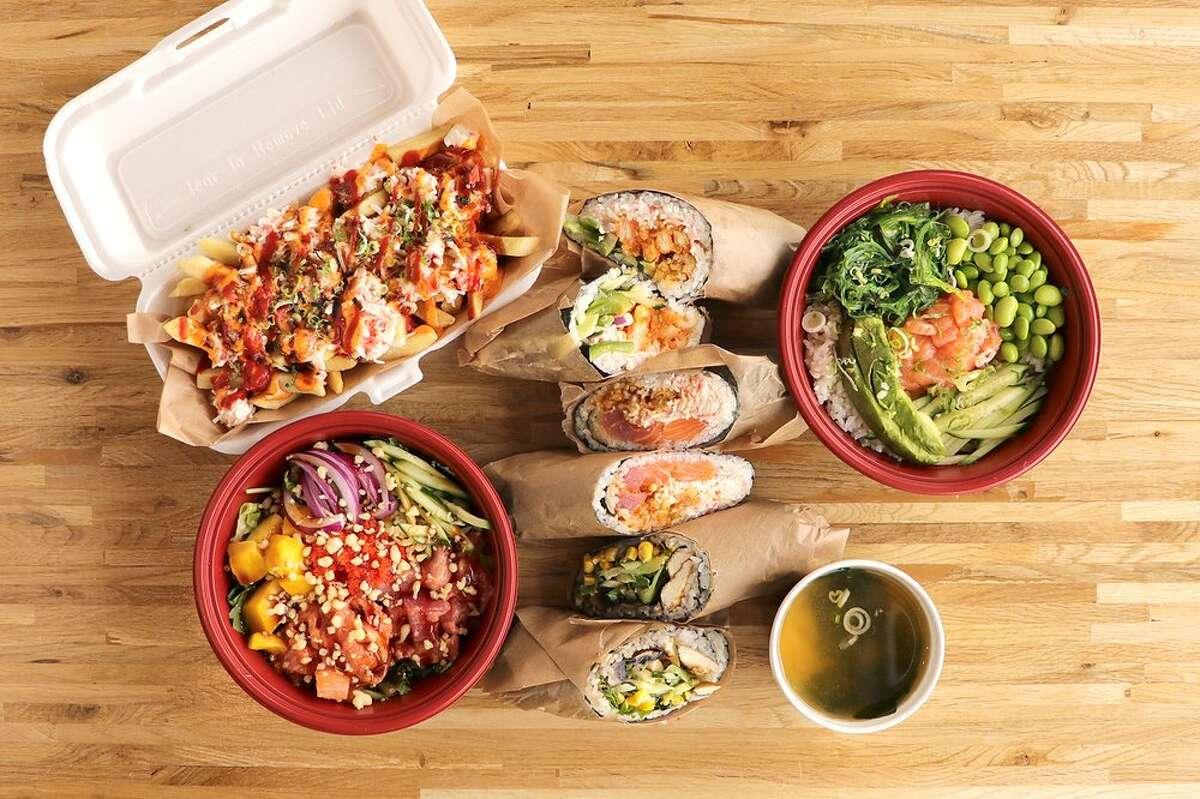 U-Maki Sushi Burrito, specializing in made-to-order sushi burritos, will open in Sugar Land on Saturday, June 15 at 13582 University Blvd., Suite 200.