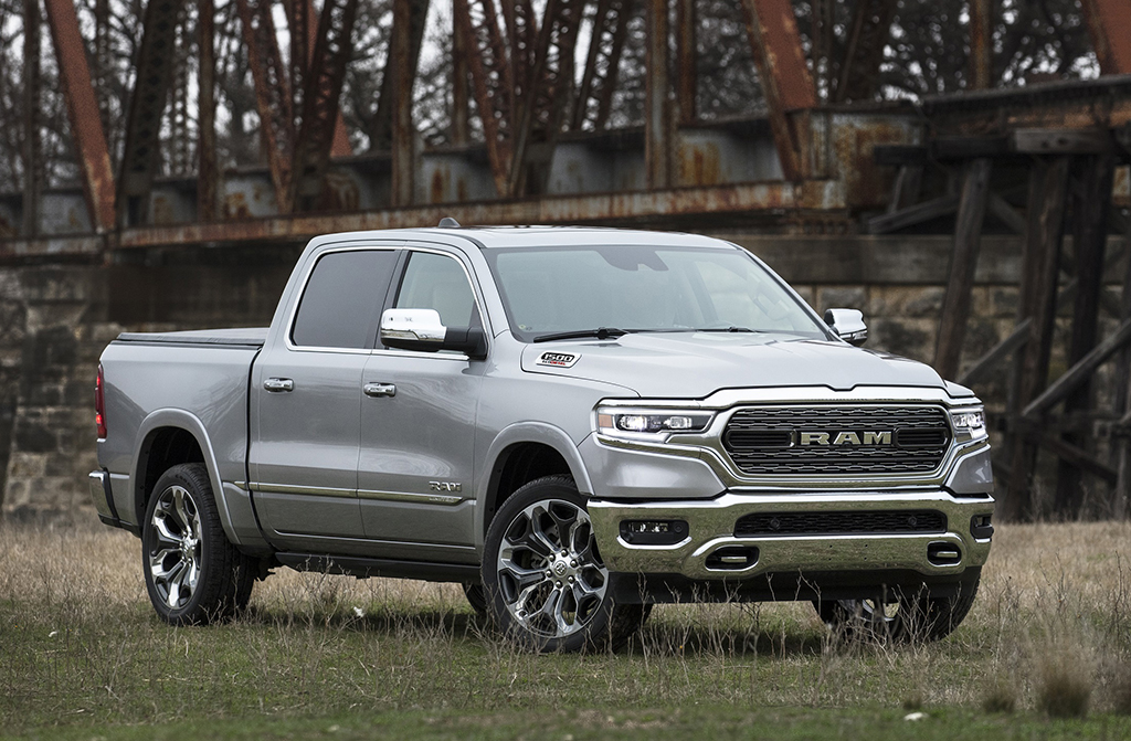 More powerful EcoDiesel will be offered on all 2020 Ram 1500s