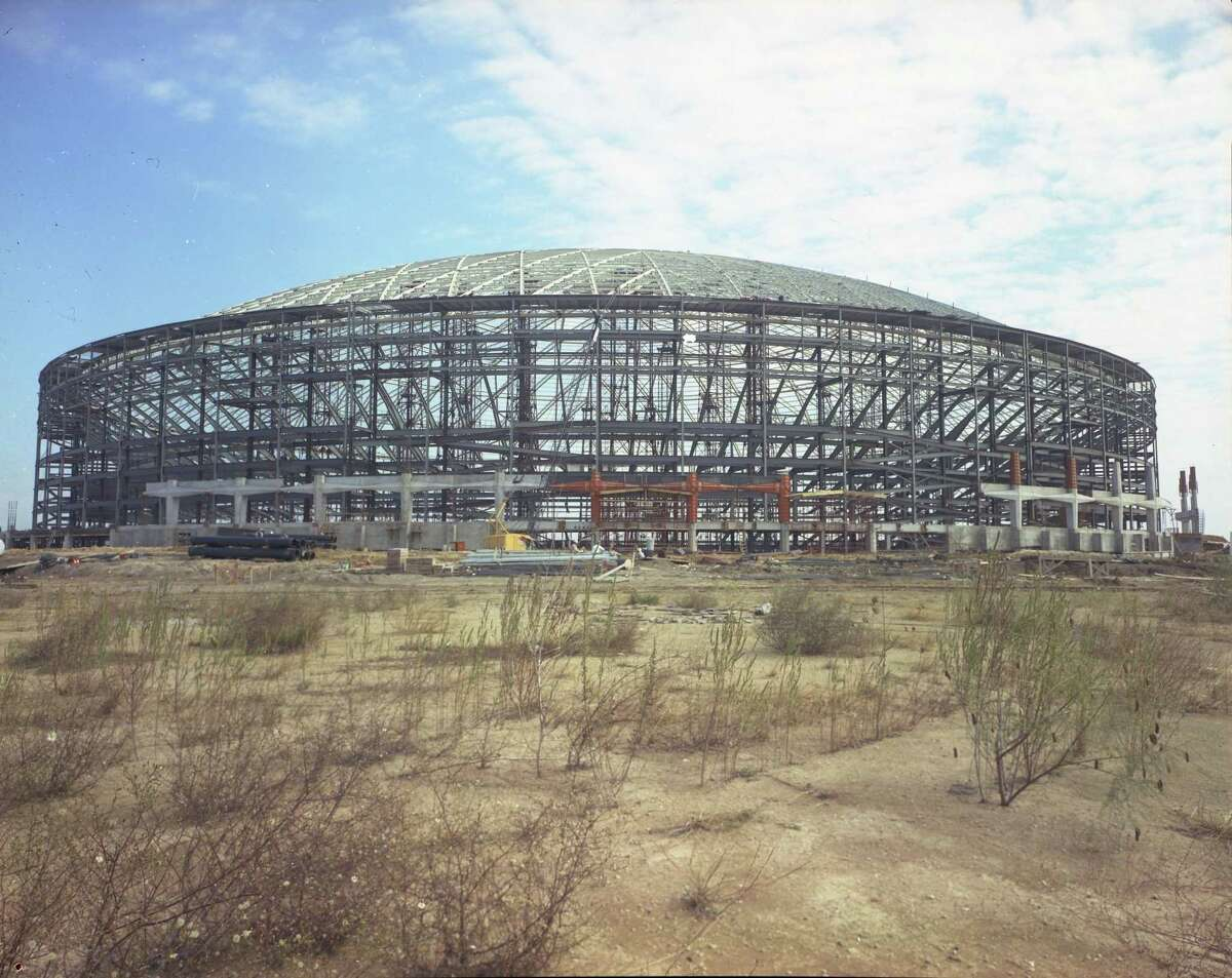 Whether you love or hate the Astrodome, its construction was marveled across the world.