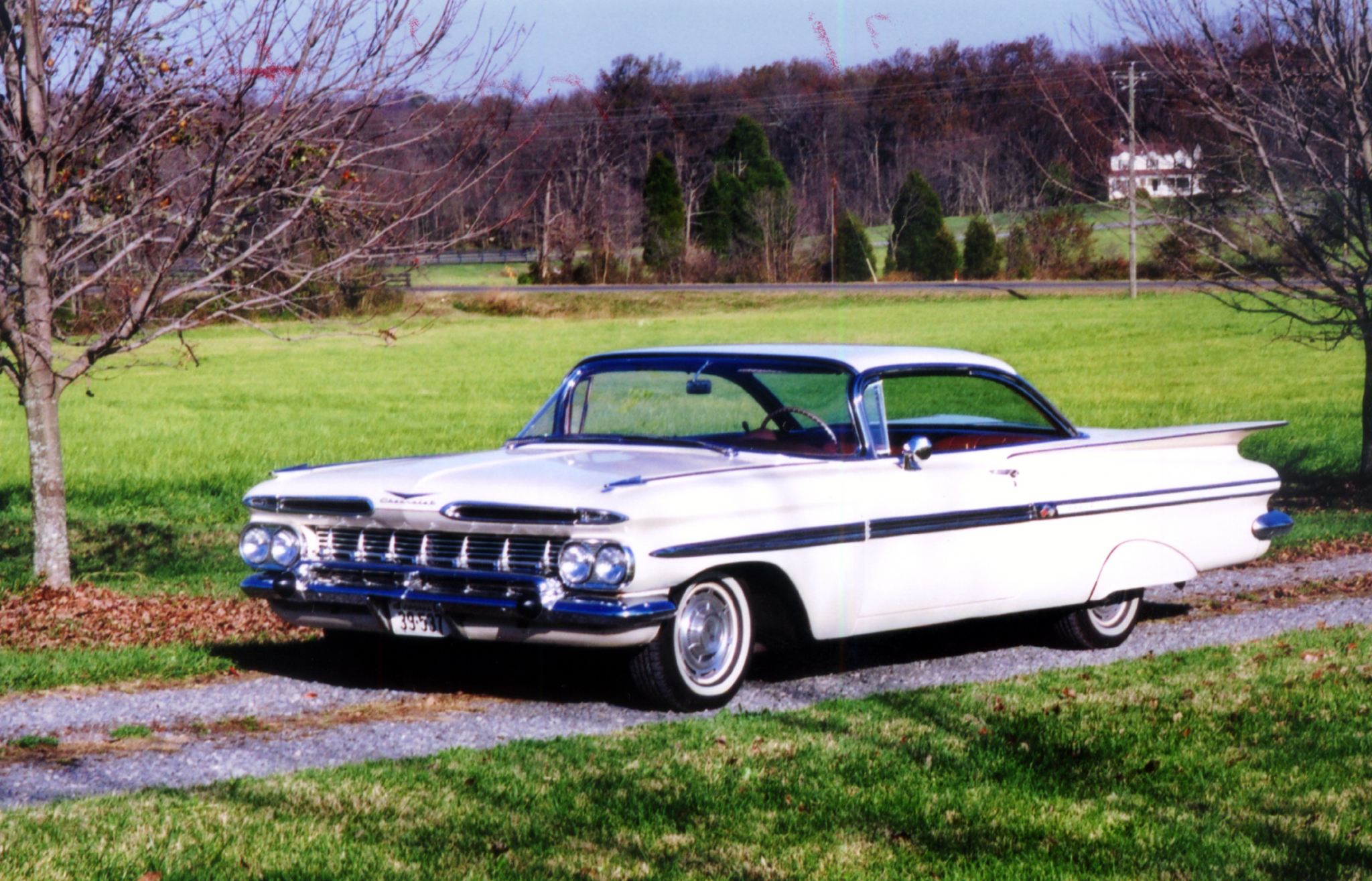 1959 Chevrolet Impala: A big yet nimble car
