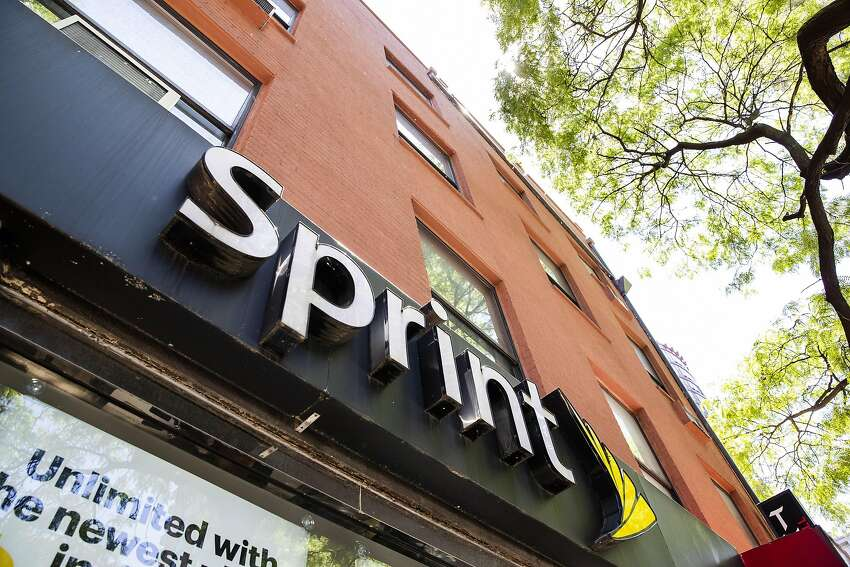 A Sprint location in New York.