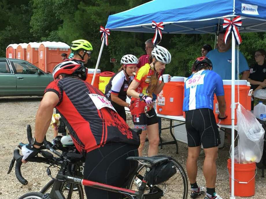 "Registration is now open for the annual July 4 Bridgewood Farms ""Burn Your Buns"" Bike Ride. Photo: Photo Courtesy Kris Nordstrom McBride"