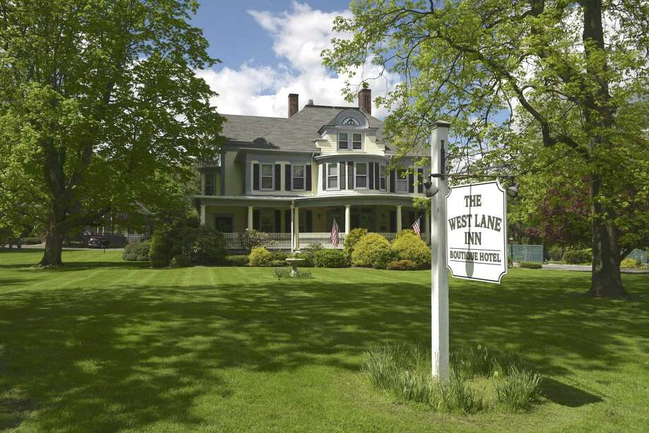West Lane Inn in Ridgefield is full so often and there are no other options in town, that zoning members are discussing changing regulations to make it possible for other hotels and inns to open in town. Photo: H John Voorhees III / Hearst Connecticut Media / The News-Times