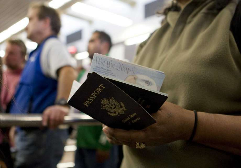 A Mexican national admitted making false statements in an application for a U.S. passport, according to the U.S. Attorney's Office. Photo: File Photo