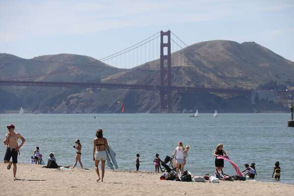 A hot day in San Francisco? That's earthquake weather