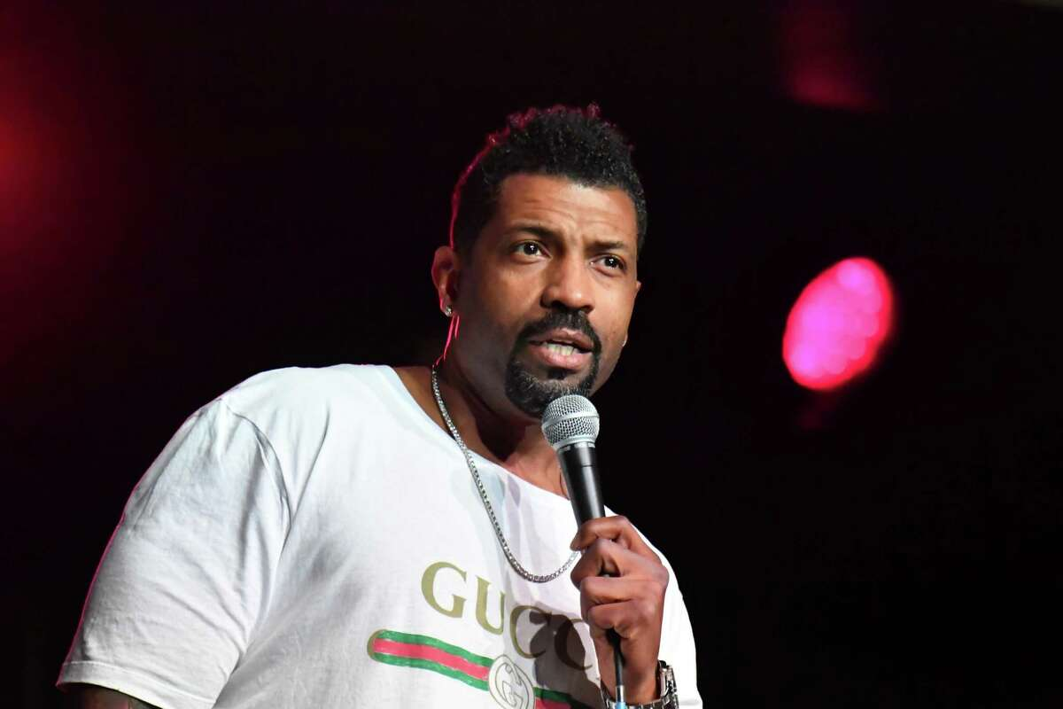 Comedian and actor Deon Cole will be performing five stand-up shows at Bridgeport's Stress Factory July 18-July 20.