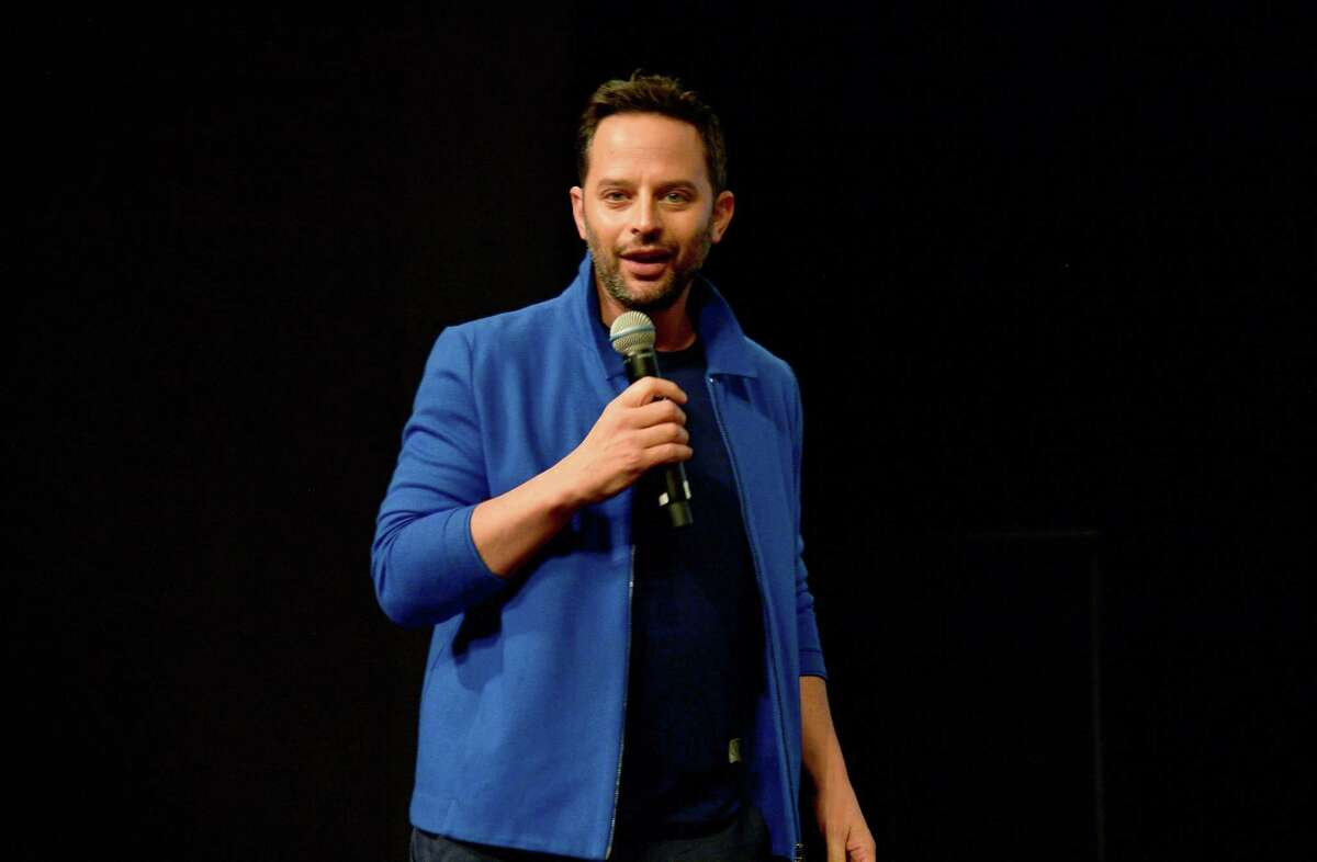 Actor, writer and producer Nick Kroll will be appearing at New Haven's College Street Music Hall July 18.