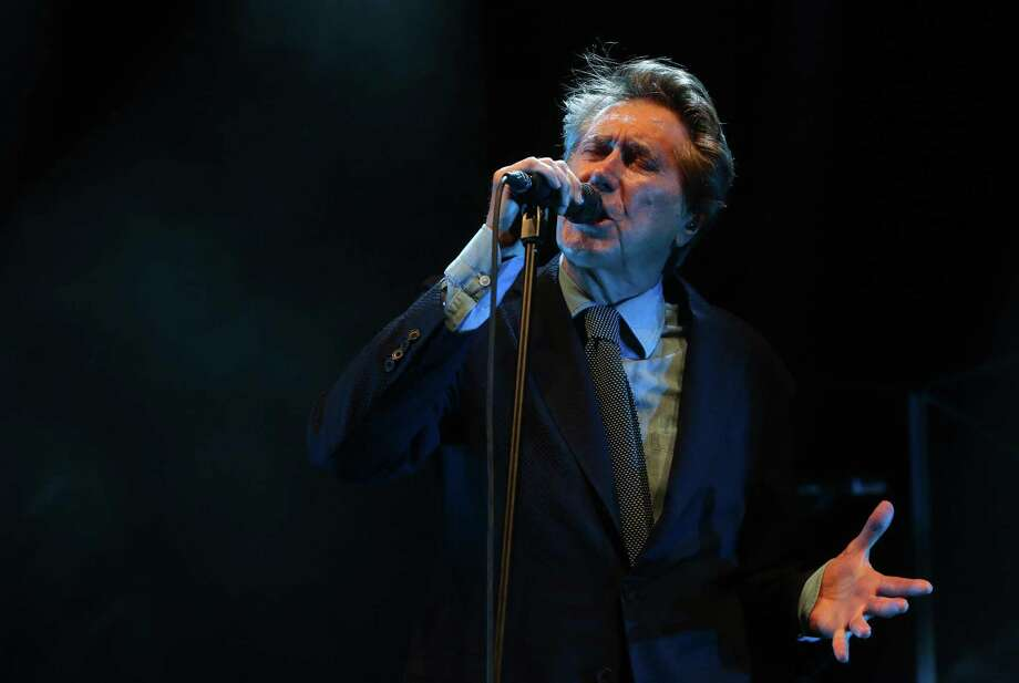Singer Bryan Ferry, of Roxy Music fame, will be performing at The Capitol Theatre in Port Chester, N.Y., Aug. 7. Photo: Adam Berry / Redferns / 2019 Adam Berry