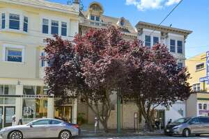 What would you do with this grand Victorian in SF'S Cow Hollow? $5M gives you the rights to decide