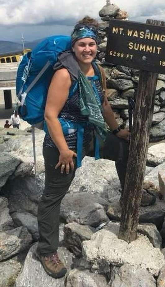 Tina Fazio Hurlbert of Durham will venture to Iceland Aug. 7 for five days of challenging and spectacular hiking. Photo: Contributed Photo