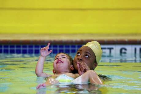 """There are several steps families can take to keep their children safe. First, never leave children alone in or near a pool. The American Academy of Pediatrics recommends """"touch supervision"""" with children up to age five when near or in water. This means that an adult, without distractions, should be within arm's length of the child."""