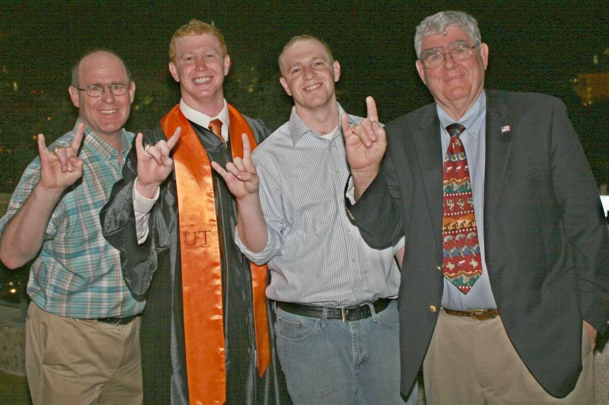 Jeff, Josh, Jarrod and Don Sparks