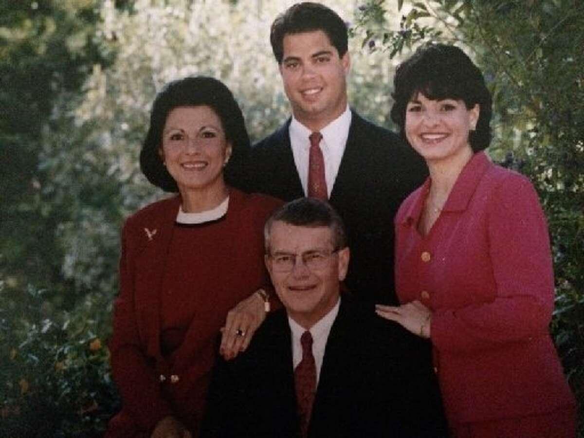 Tom, Christi, Nadine and Tommy Craddick