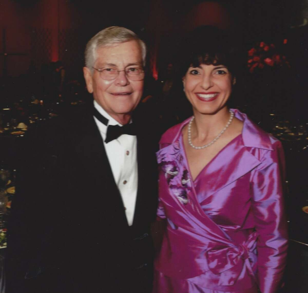 Tom and Christi Craddick
