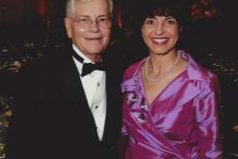 Tom and Christi Craddick
