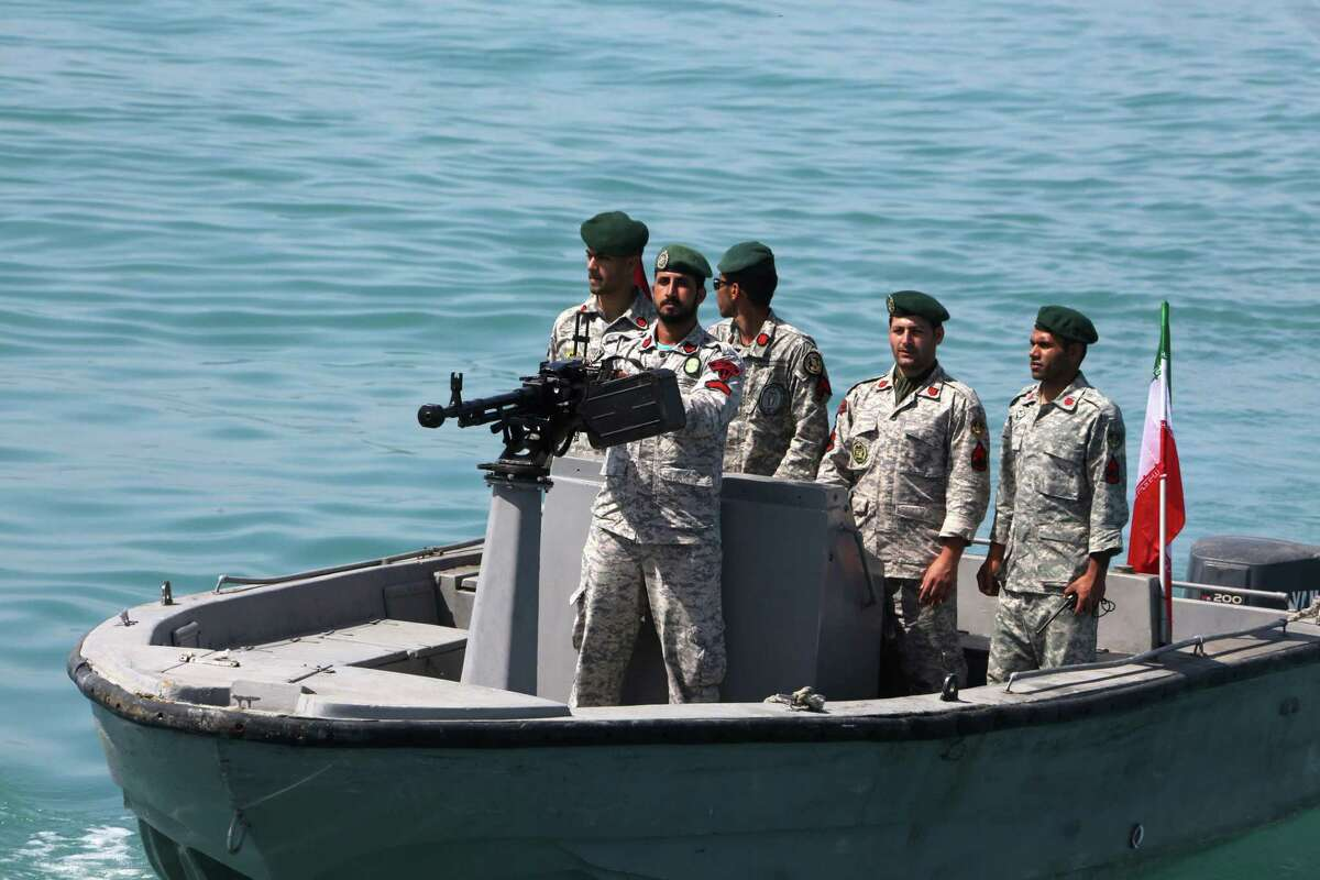 The United Kingdom moved to ease tensions with Iran after a British tanker was seized in the Straits of Hormuz.