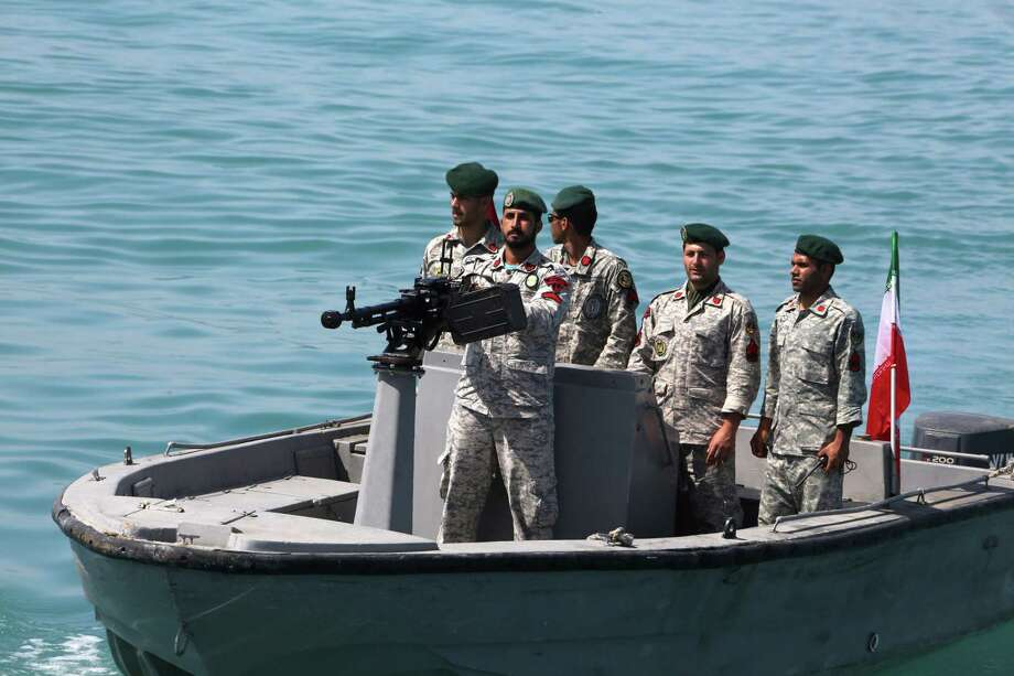 The United Kingdom moved to ease tensions with Iran after a British tanker was seized in the Straits of Hormuz. Photo: ATTA KENARE, Contributor / AFP/Getty Images / AFP or licensors
