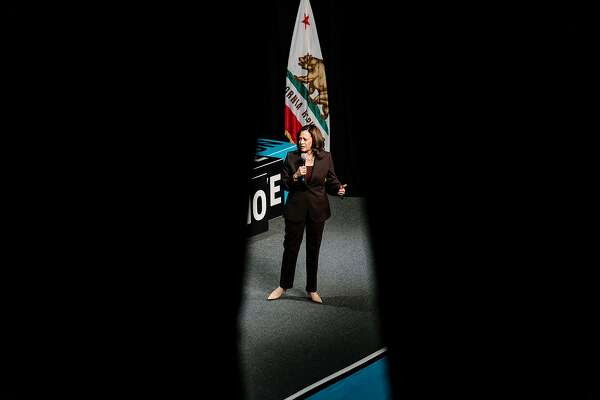 Kamala Harris Would Lean On Presidential Power Not Congress For Big Plans Sfchronicle Com