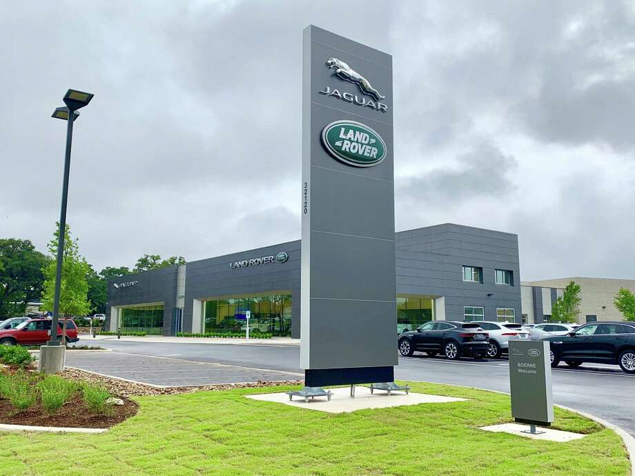 Jaguar San Antonio >> Jaguar Land Rover Dealership Opens In Boerne San Antonio