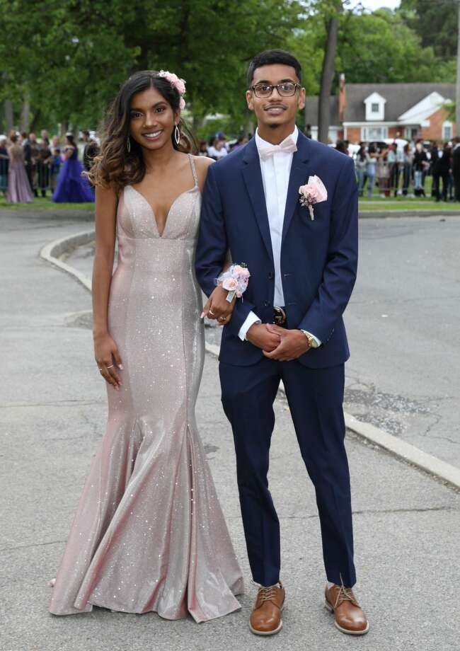Were you Seen at the Schenectady High School Junior/Senior prom walk-in at the high school on Friday, June 14, 2019? Photo: Gary McPherson - McPherson Photography