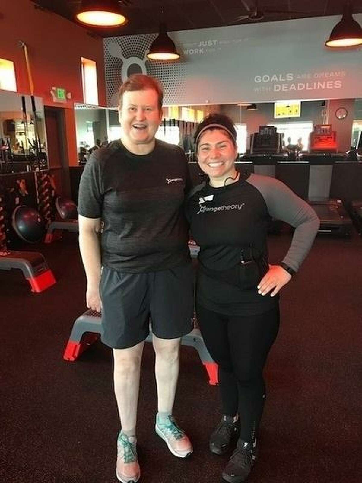 For 28 years, Leslie Bryant served in the U.S. Air Force. After coming out as gay in 2018, she moved from Amarillo to Houston in search of healing and acceptance, which she found in part at the West University site of Orangetheory Fitness.