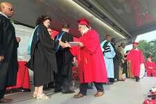 388 graduated from Wilbur Cross High School on June 14, 2019.