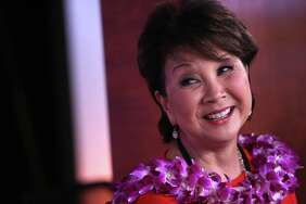 KING 5's Lori Matsukawa anchors the 11pm show, her final live news broadcast before retiring after 40 years in the business, Friday, June 14, 2019.