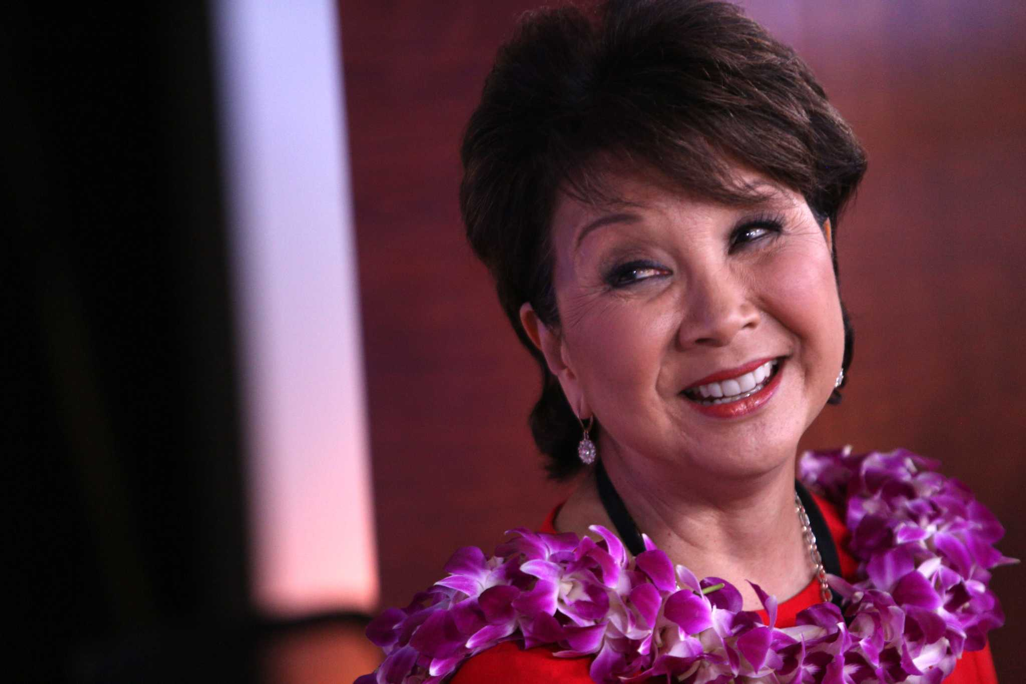 'For over 36 years, I was blessed': Lori Matsukawa anchors her final broadcast for KING-TV