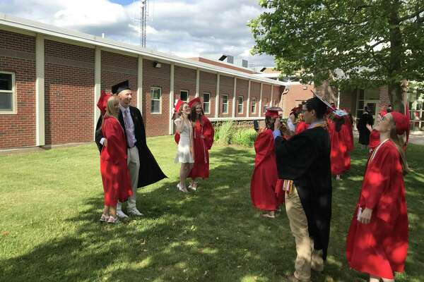 Portland High School class of 2019 commencement took place on Friday June 14, 2019.