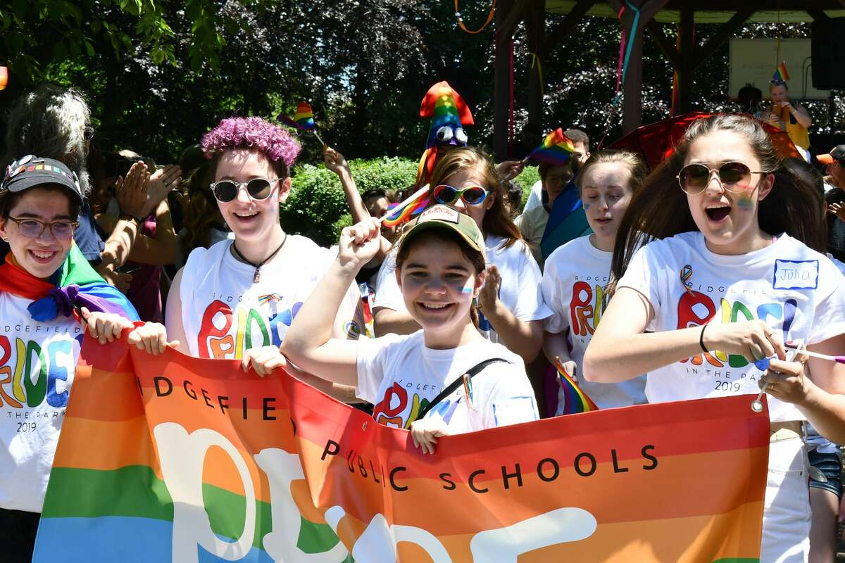 Pride in the Park celebrating the LGBTQ community took place at Ballard Park in Ridgefield on June 15, 2019. Were you SEEN?