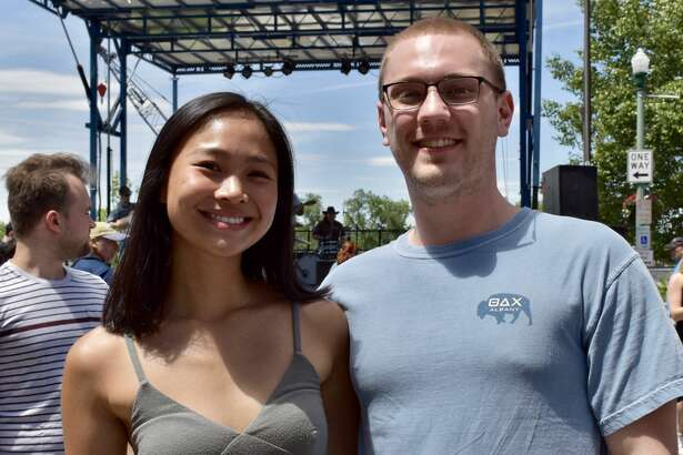 Were you Seen in downtown Troy for the annual River Fest on June 15, 2019?
